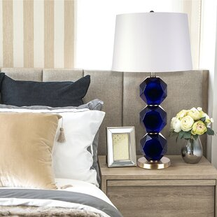 Reviews Lade 32 Table Lamp By Everly Quinn