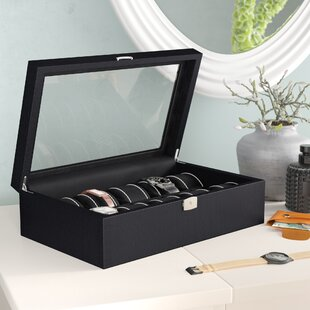 Top Reviews Holds Watch Box ByAndover Mills
