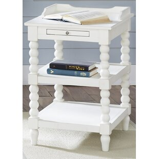 Affordable Saguenay Chairside Table By Lark Manor