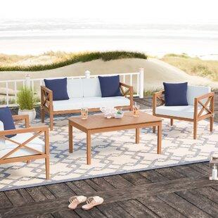 Wood Patio Furniture Youu0027ll Love   Wayfair