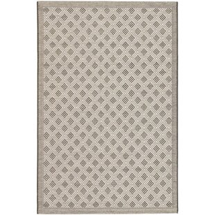 Check Prices Rollins Black Indoor/Outdoor Area Rug By Union Rustic