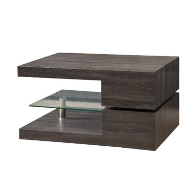 Modern Black Rectangle Coffee Tables Allmodern