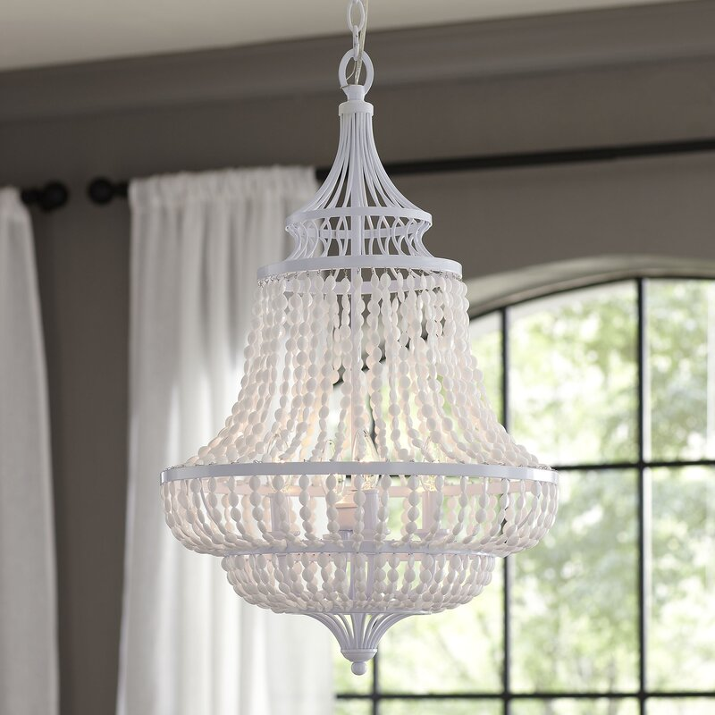 Birch lane fanning 4 light empire chandelier reviews birch lane fanning 4 light empire chandelier aloadofball Choice Image