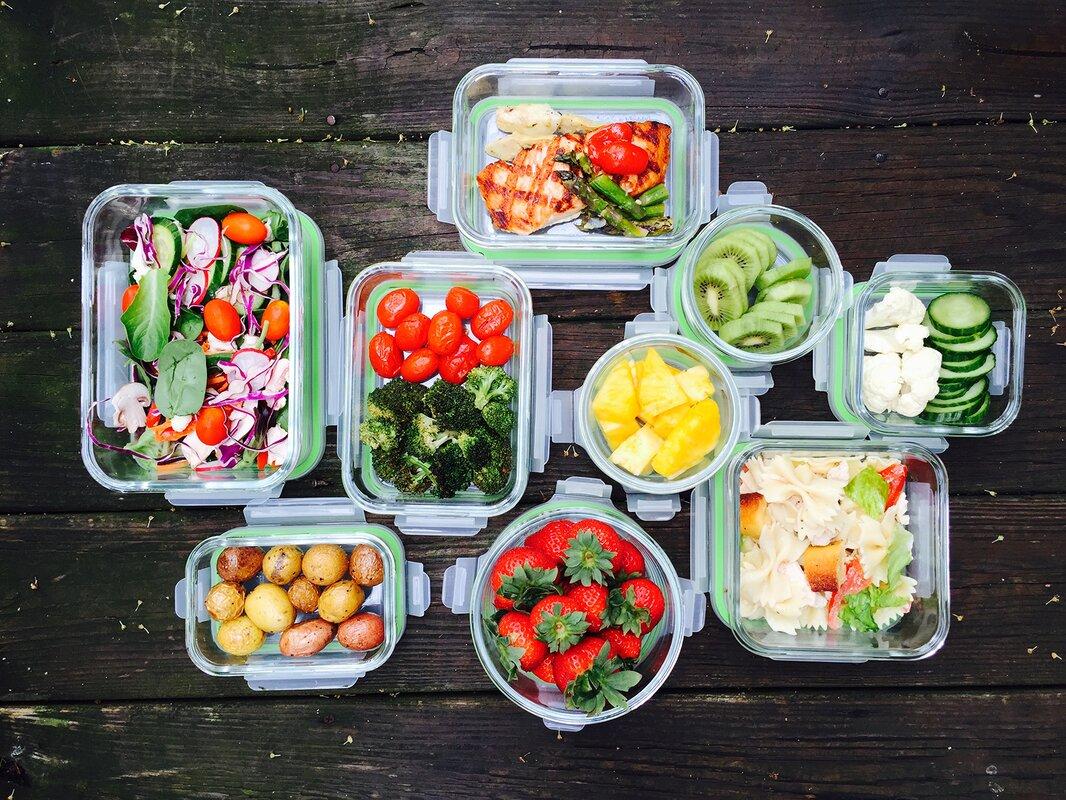 GoGREEN Glassworks Food Storage Container