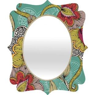 Deny Designs Valentina Ramos Beatriz Quatrefoil Accent Mirror