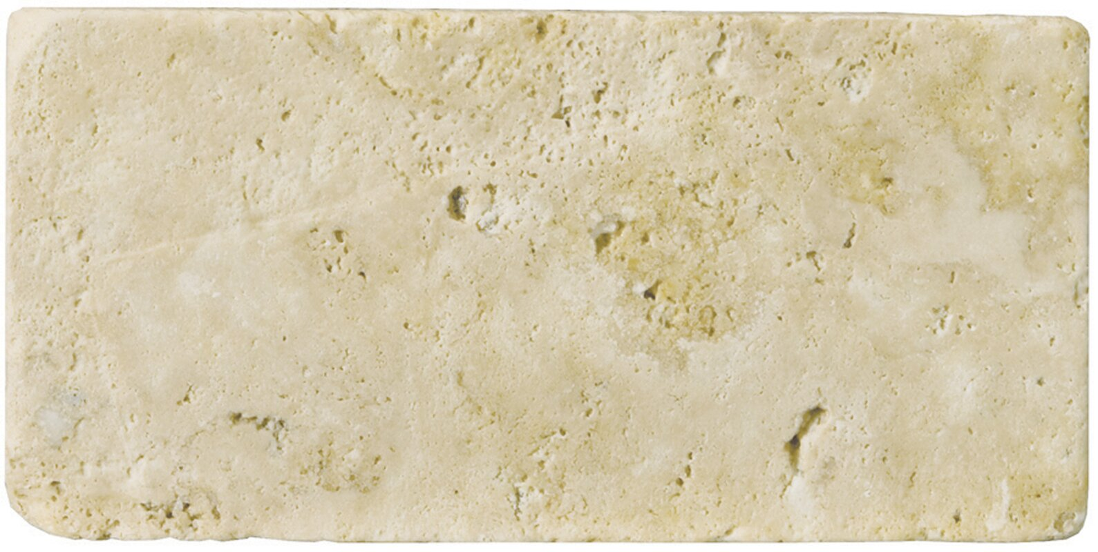Emser tile travertine 3 x 6 subway tile in unfilled tumbled travertine 3 x 6 subway tile in unfilled tumbled ancient beige dailygadgetfo Choice Image