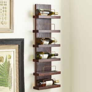 Cooperstown 6-Bottle Wine Rack by Birch Lane™