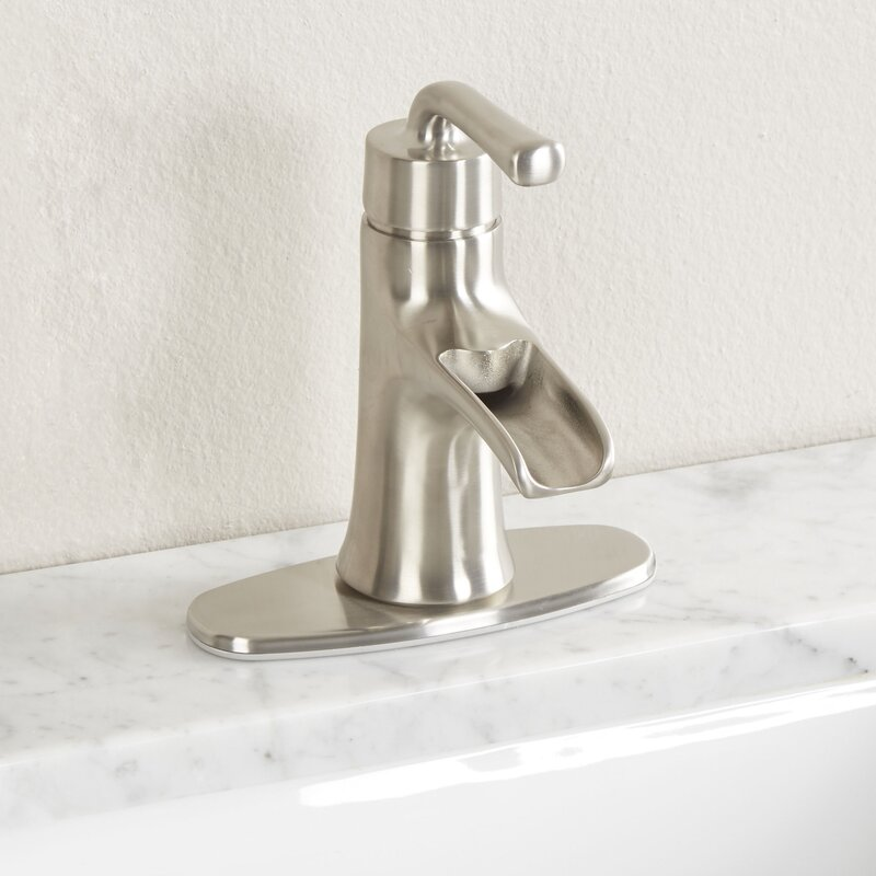 Premier Faucet Sanibel Single-Handle Lavatory Faucet & Reviews | Wayfair