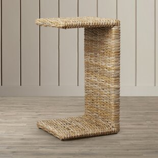 Reviews Mererid End Table by Highland Dunes