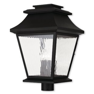 Reviews Campfield 4-Light Lantern Head By Darby Home Co