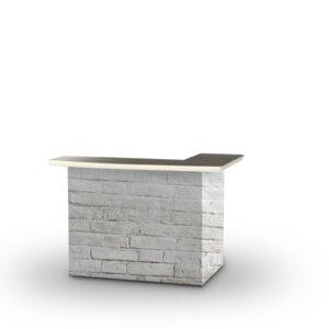 Cinderblock Bar Set