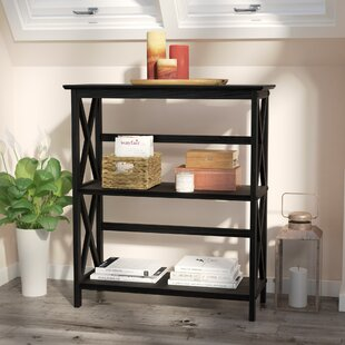 Great deal Warrington Etagere Bookcase ByCharlton Home
