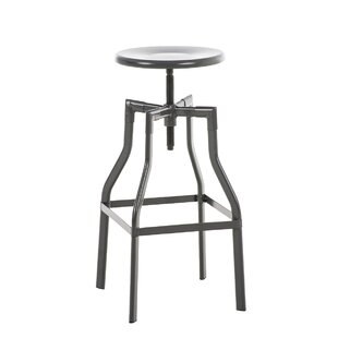 sinus height adjustable bar stool by urban designs free returns