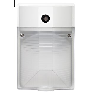 15-Watt LED Outdoor Security Wall Pack By TriGlow Outdoor Lighting