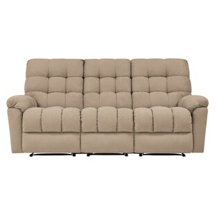 Maye Tufted Reclining Sofa by Red Barrel Studio