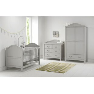 Toulouse 3 Piece Nursery Furniture Set