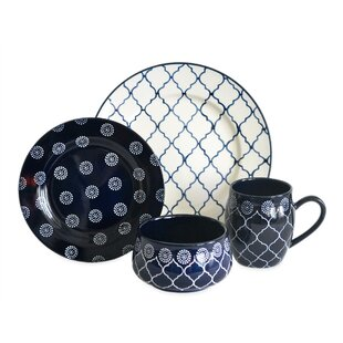 Search results for \ navy blue dinnerware sets\   sc 1 st  Wayfair & Navy Blue Dinnerware Sets | Wayfair