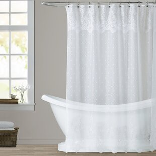 Compare prices Victor Shower Curtain By Astoria Grand