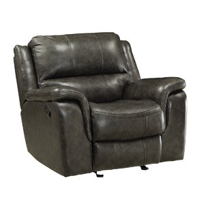 Hughes Power Glider Recliner by Red Barrel Studio