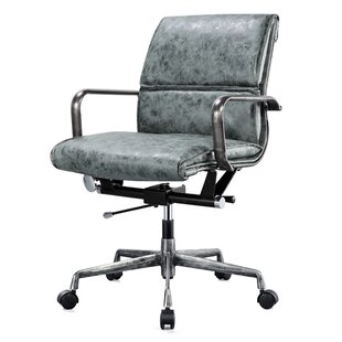 Superieur Vegan Leather Office Chair