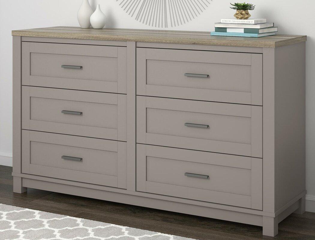 6 drawer dressers bestdressers 2017 for 1 door 6 drawer chest
