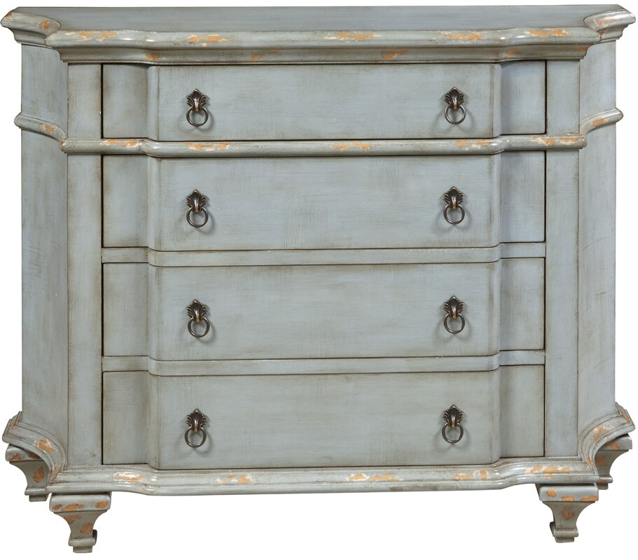 Milner 4 Drawer Chest