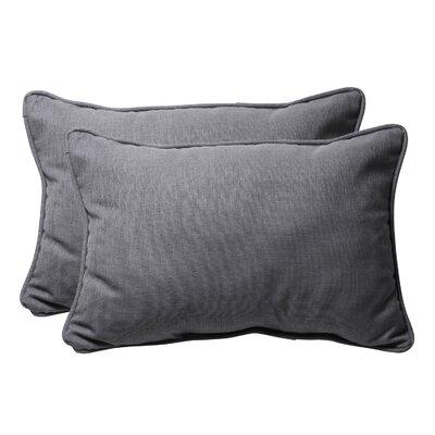 Gray Amp Silver Lumbar Throw Pillows You Ll Love In 2019