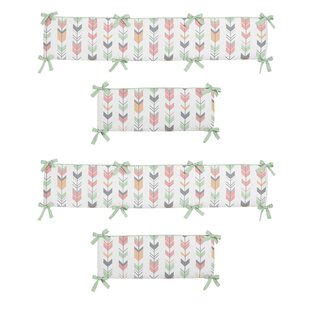Find Mod Arrow Crib Bumper BySweet Jojo Designs