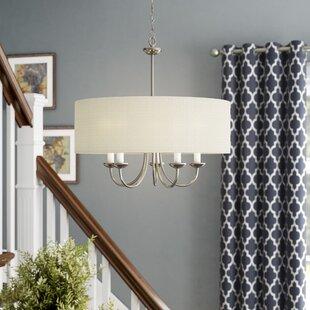 Burton 5-Light Chandelier ByAndover Mills