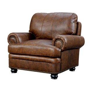 Avel Rheinhardt 2 Piece Leather Living Room Set by Winston Porter