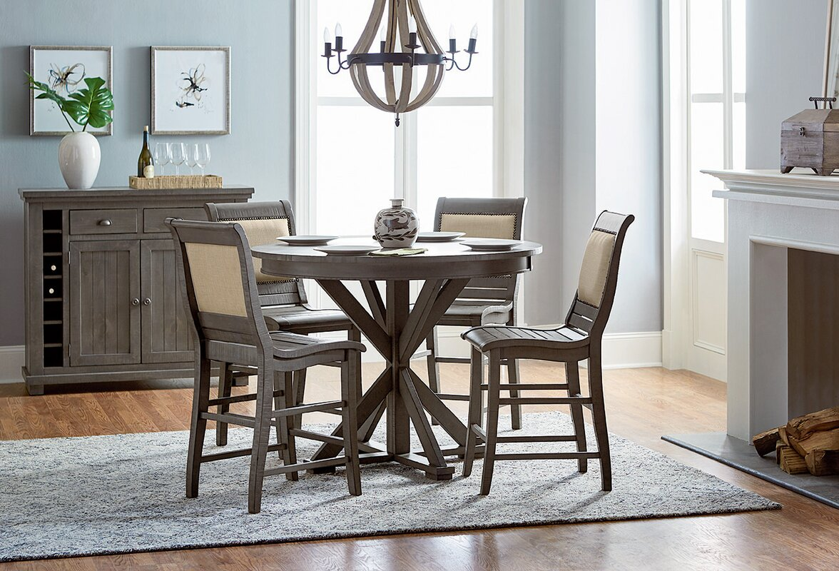 Epine Round Counter Height Dining Table Epine