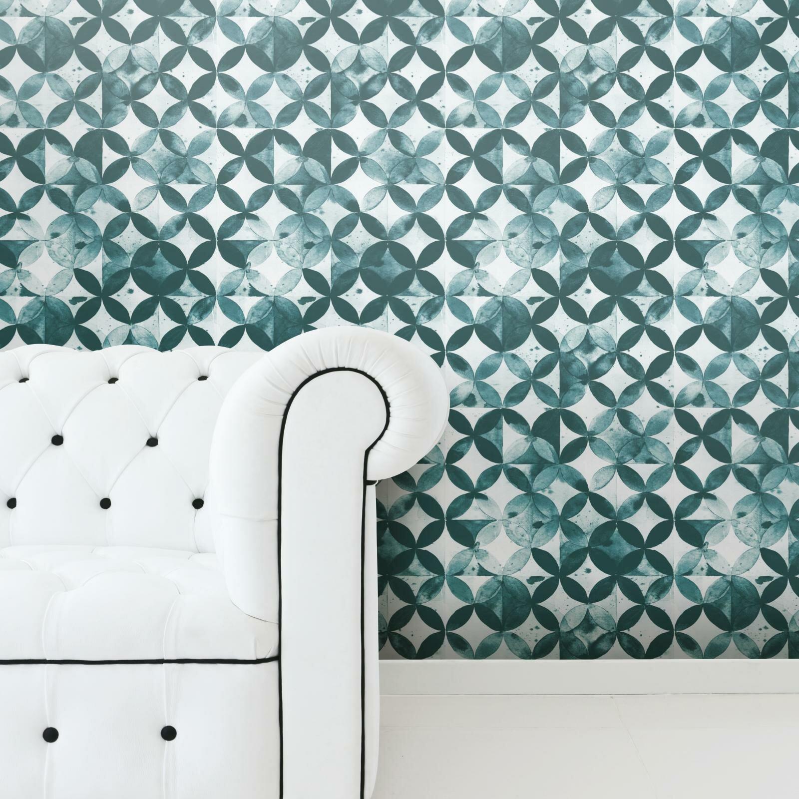 Wrought Studio Prichard Moroccan Tile