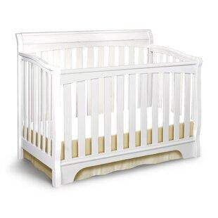 Reviews Eclipse 4-in-1 Convertible Crib ByDelta Children