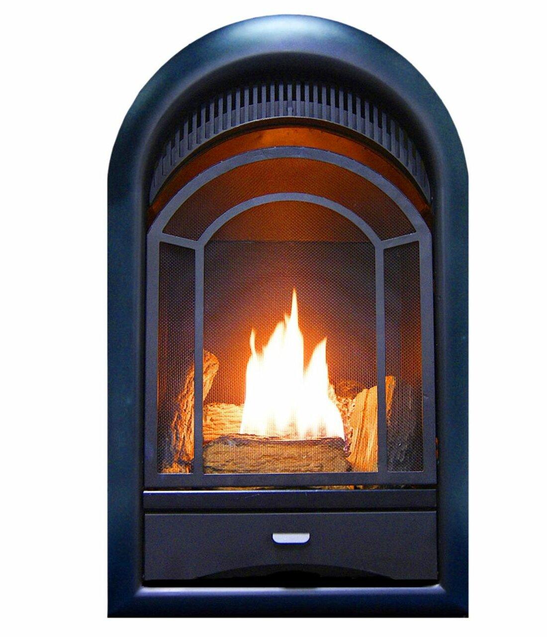 alpha-ene.co.jp Barton Premium 18-inch Vent-Free Natural Gas Log ...