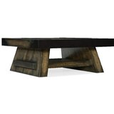 American Life-Crafted Table with Tray Top by Hooker Furniture