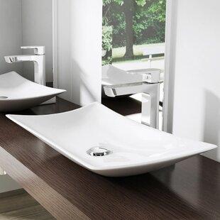 Save Belfry Bathroom Brussels 37 5cm Countertop Basin