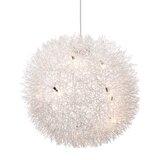 Luminaire suspendu sphère unique/à 8 lumières Wenger