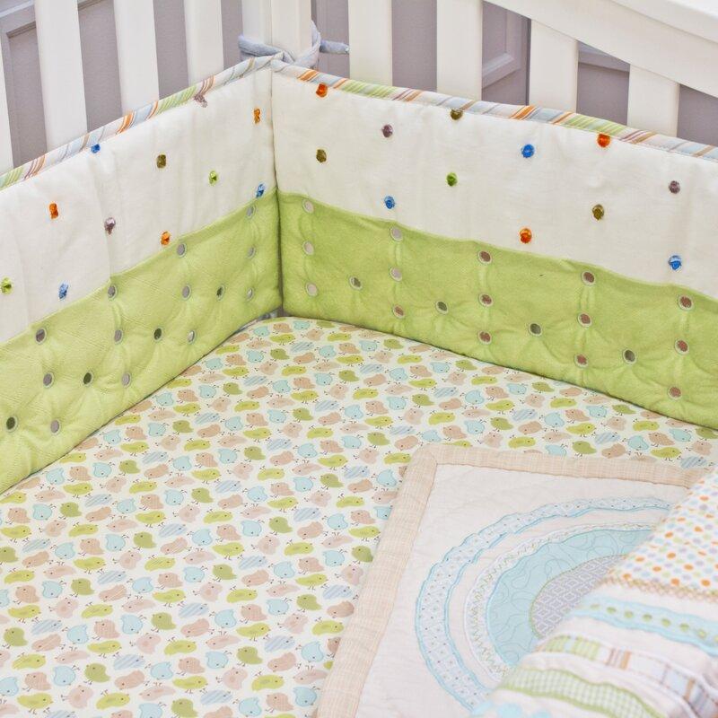 My ABCs Airflow Crib Bumper