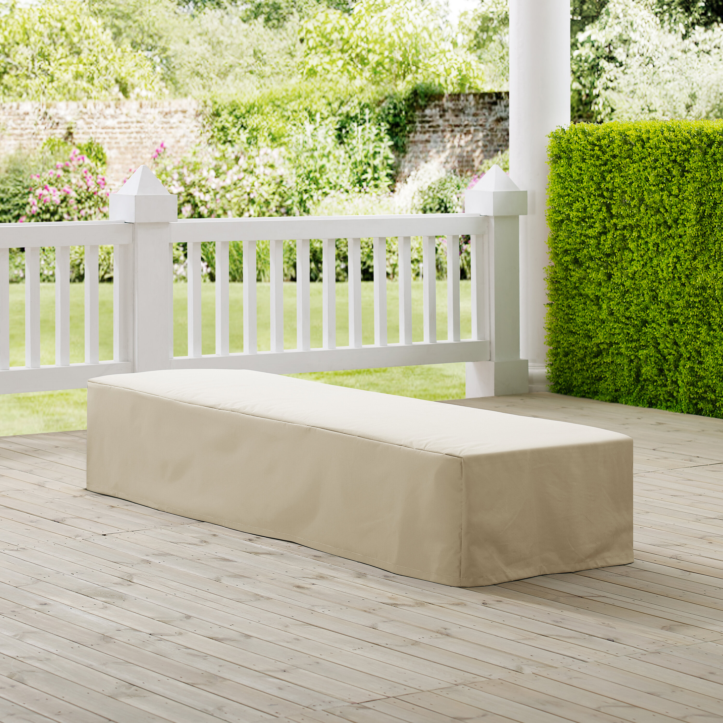 Freeport Park Patio Chaise Lounge Cover