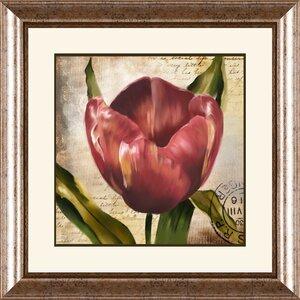 'Poppy' 2 Piece Framed Graphic Art Set by Alcott Hill