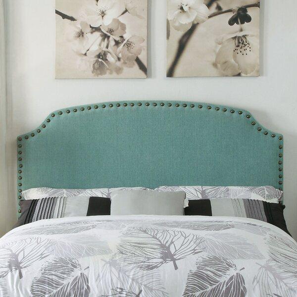 Three Posts Coleshill Upholstered Panel Headboard