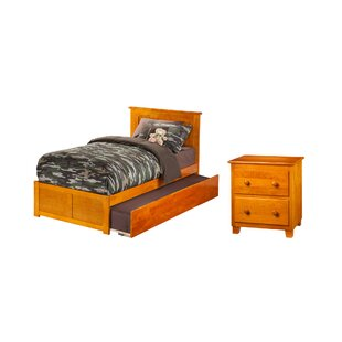 Searching for Lizzie Panel Wood Bedroom Set (Set of 3) By Viv + Rae
