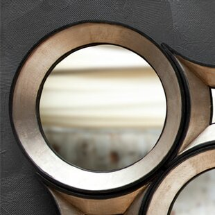 Mercer41 Hewett Round Wall Mirror