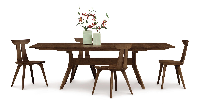 Copeland furniture audrey 7 piece solid wood dining set reviews wayfair