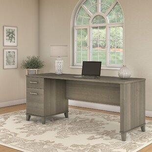 Whiten Computer Desk