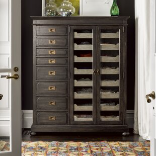 Review Hunterstown Julian's Haberdasher Armoire by Darby Home Co