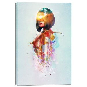 Deja Vu by Mario Sanchez Nevado Graphic Art on Wrapped Canvas by Cortesi Home