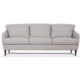 Bexton Leather 83 Flared Arm Sofa by Latitude Run