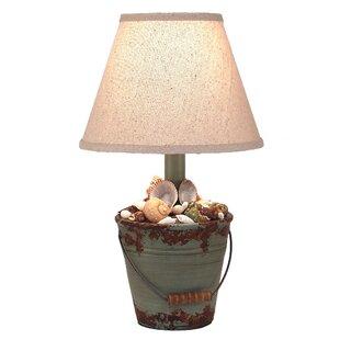 Beach and coastal lamps wayfair coastal living 18 table lamp aloadofball Choice Image