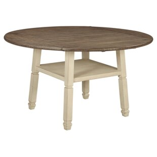 Alsace Counter Height Drop Leaf Dining Table
